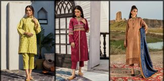 Ittehad Textiles Winter Dresses Collection 2021- New Arrivals with Prices