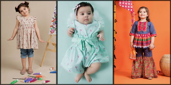 latest and wonderful Kayseria Kids Summer Collection