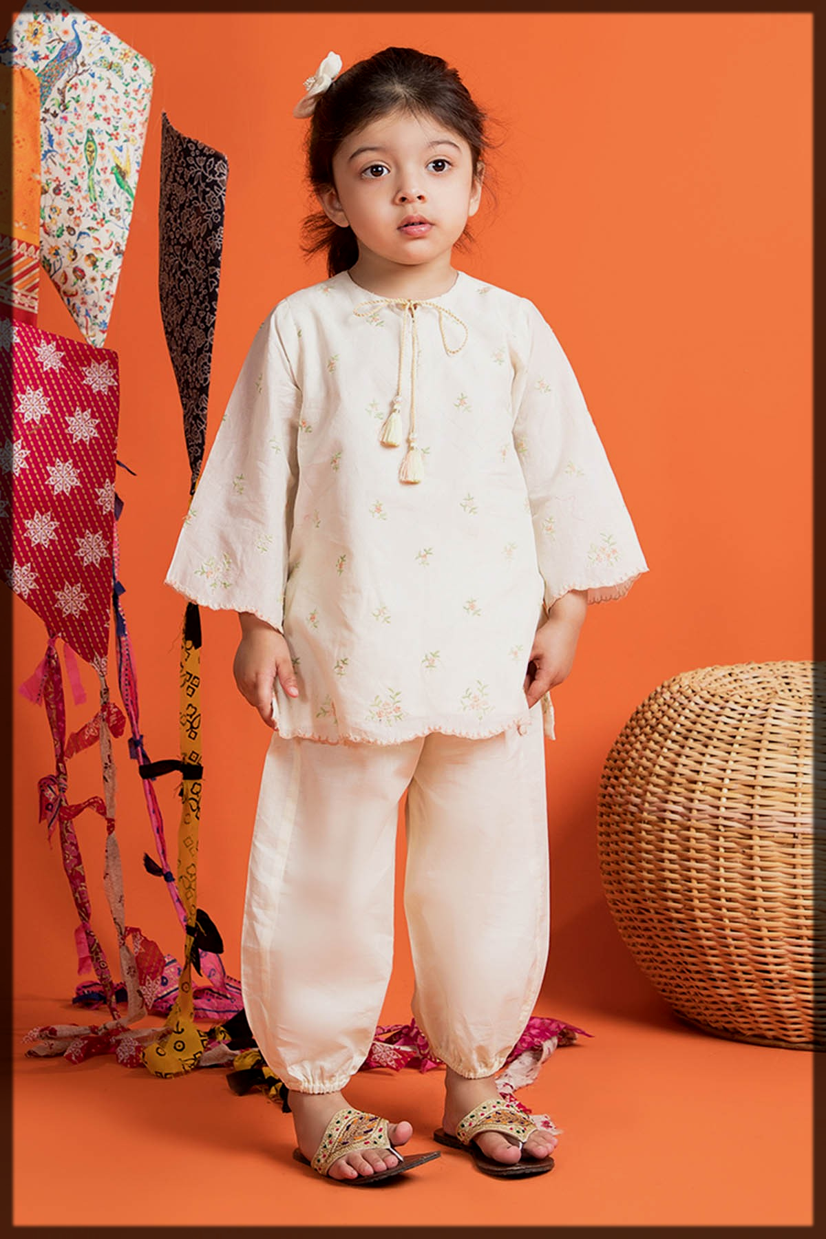 latest kayseria kids summer lawn collection