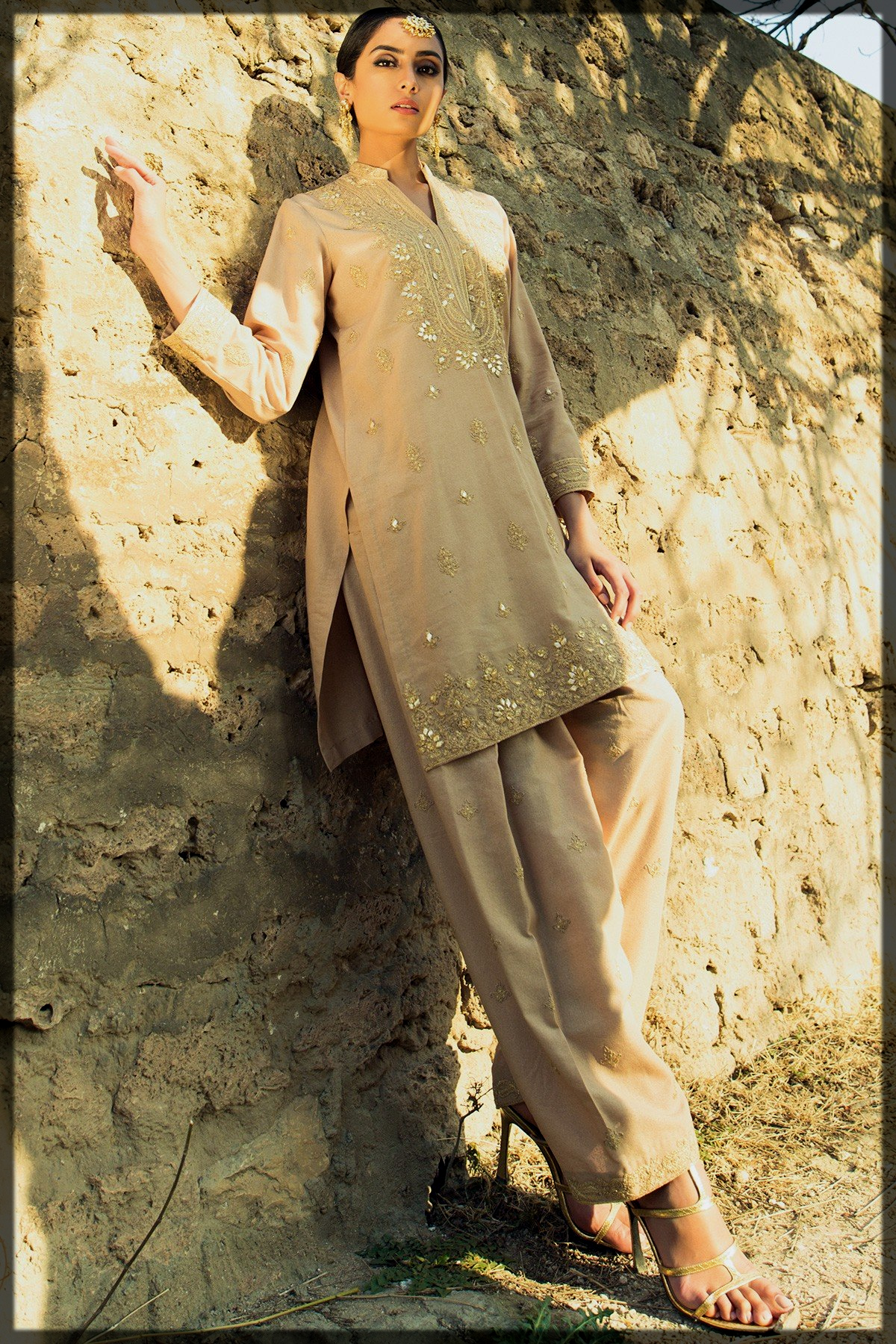luxury 2PC pret collection by kayseria
