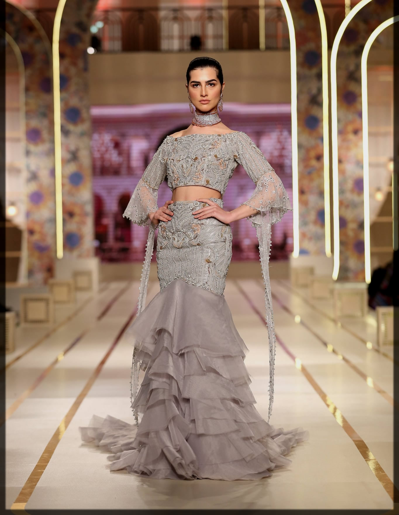 luxury bridal wear dresses