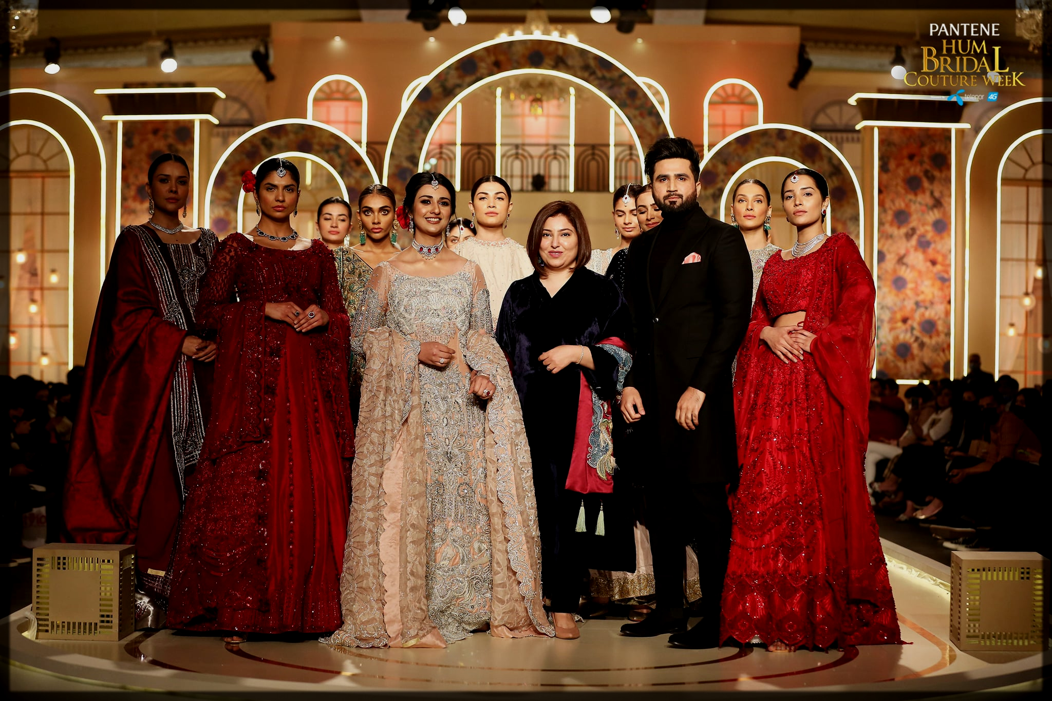 madiha bridal couture week collection