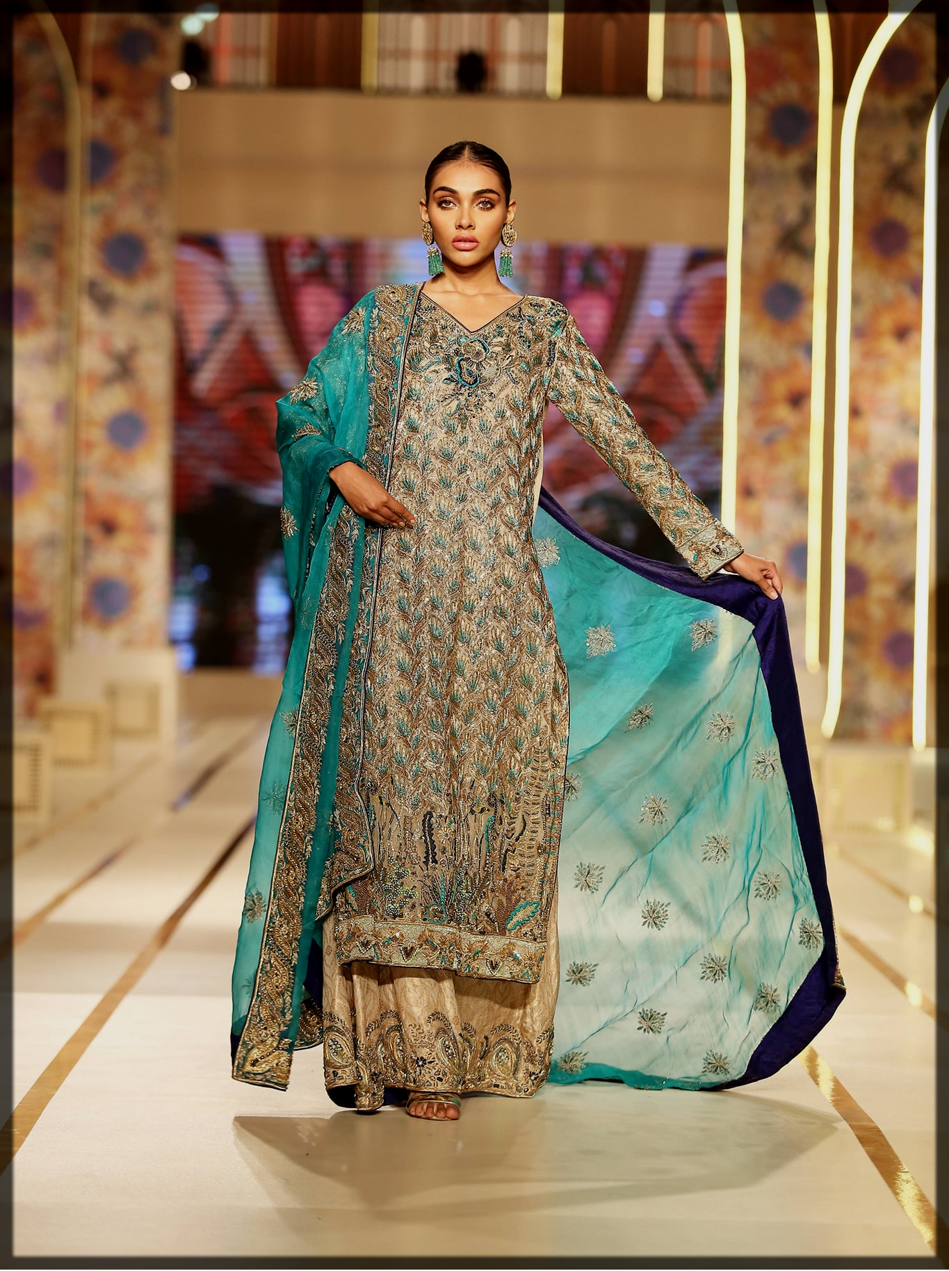 rich bridal wear collection