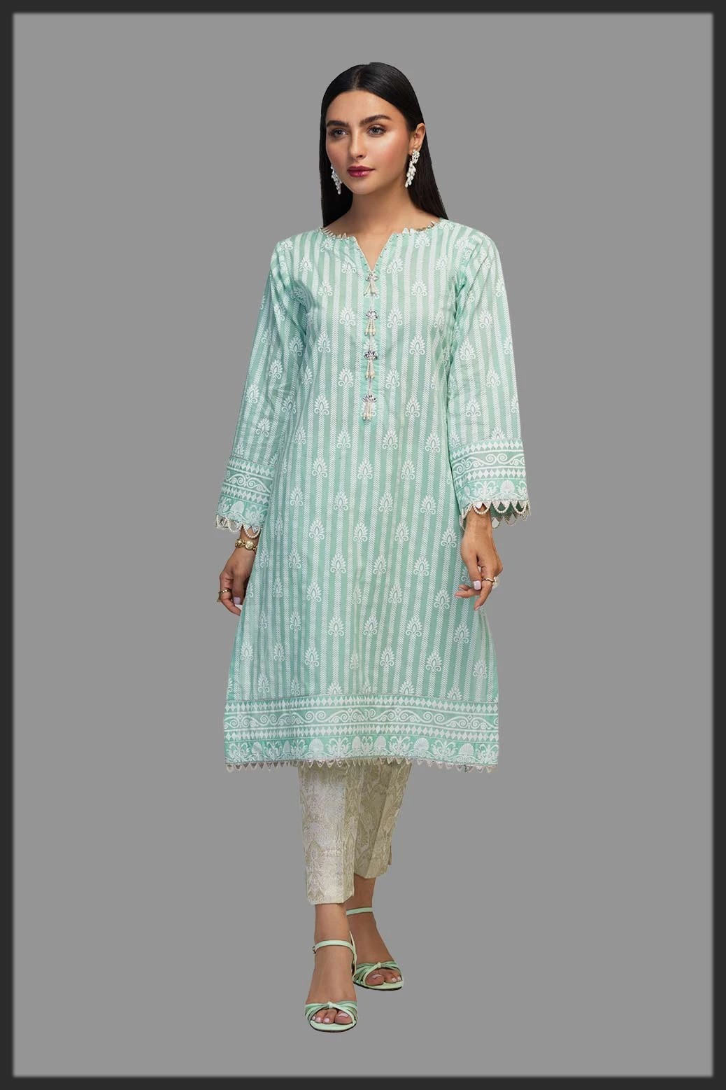 sky blue summer suit for teens