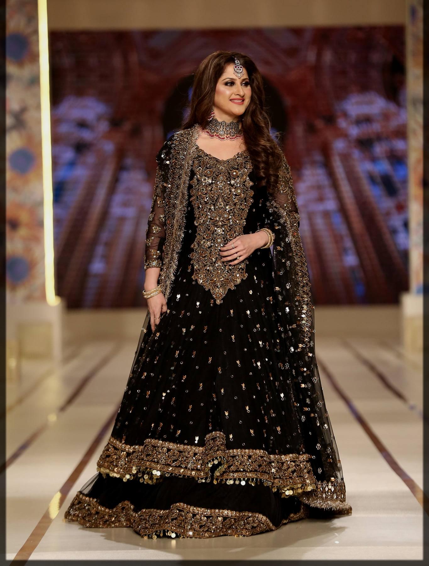 sleek black formal dress for women