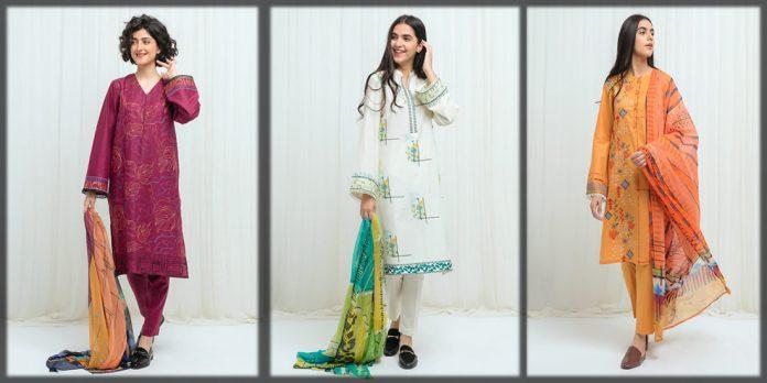 women clothing brands in Pakistan
