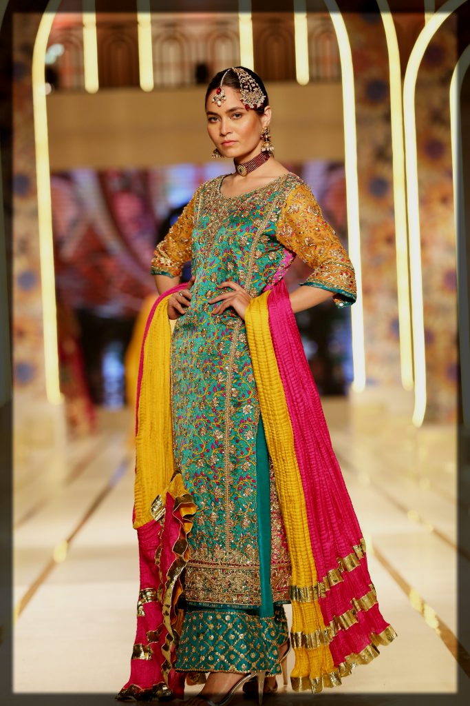 women formal wear by haris shakeel
