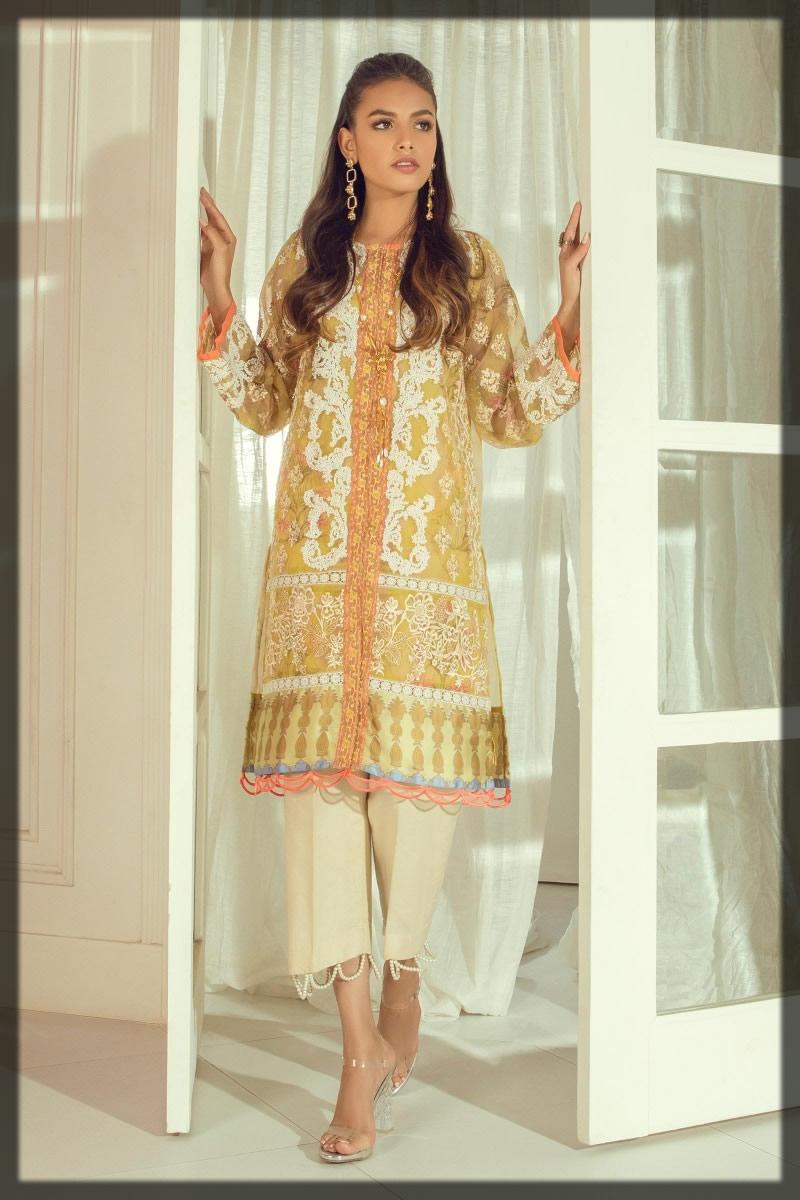 Sana Safinaz Summer Collection