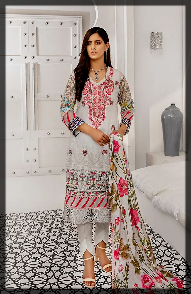 Al zohaib Textiles Summer Collection