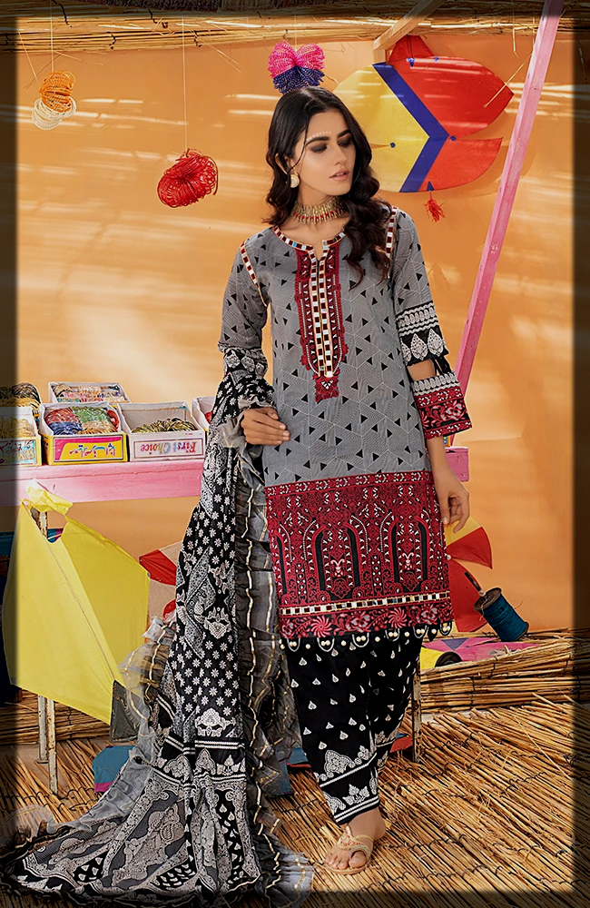 Alzohaib Textiles Summer Collection for teens