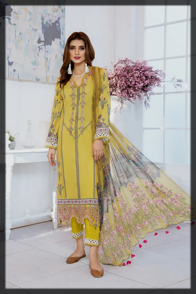 Attraction By Kamal FlashBack Collection for women
