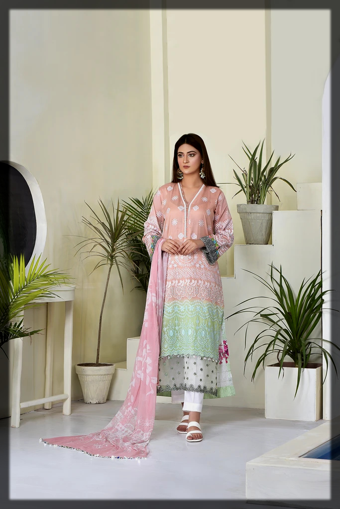Attraction By Kamal Summer Collection