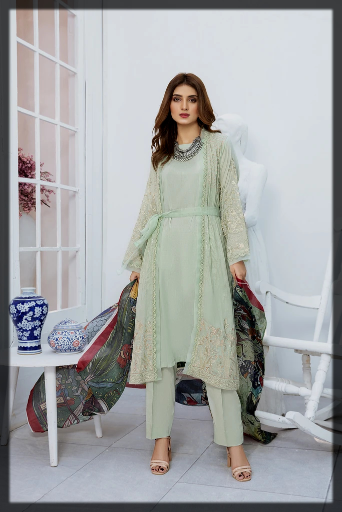 Attraction By Kamal Unstitched Collection for women