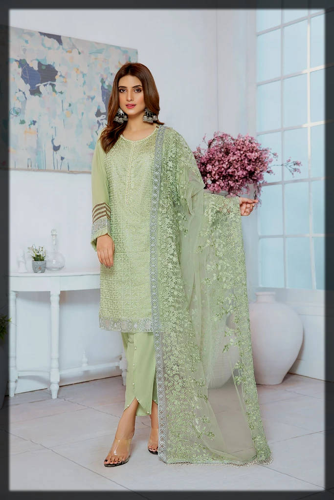 Attraction By Kamal Unstitched Collection