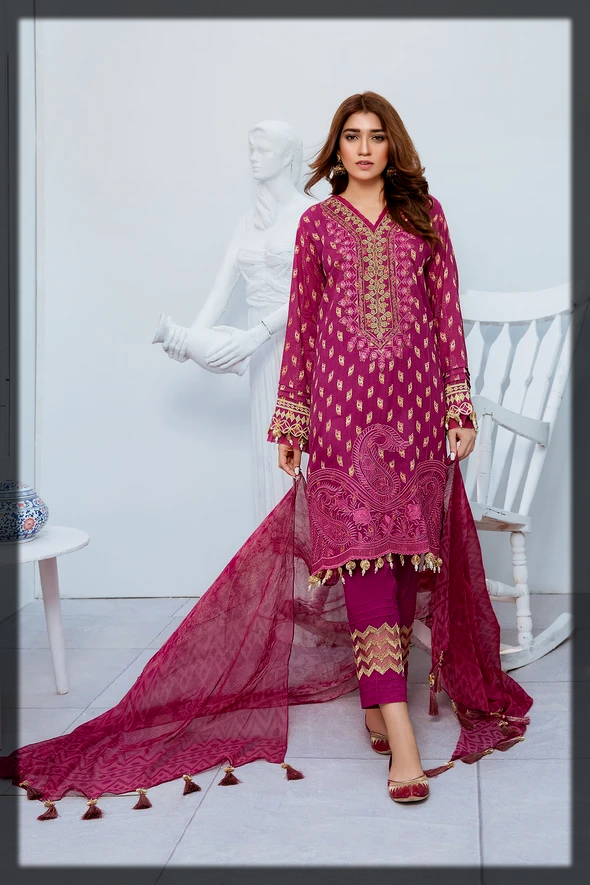 Attraction by Kamal Printed Collection