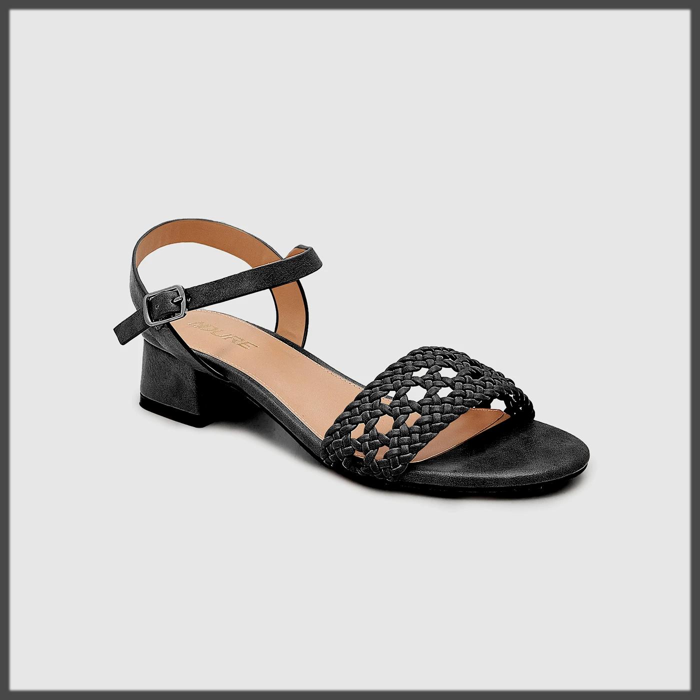 Basket Weave Women Sandals by Ndure