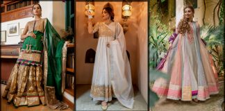 Zahra Ahmad Party Wear Dresses 2021 for Women with Prices