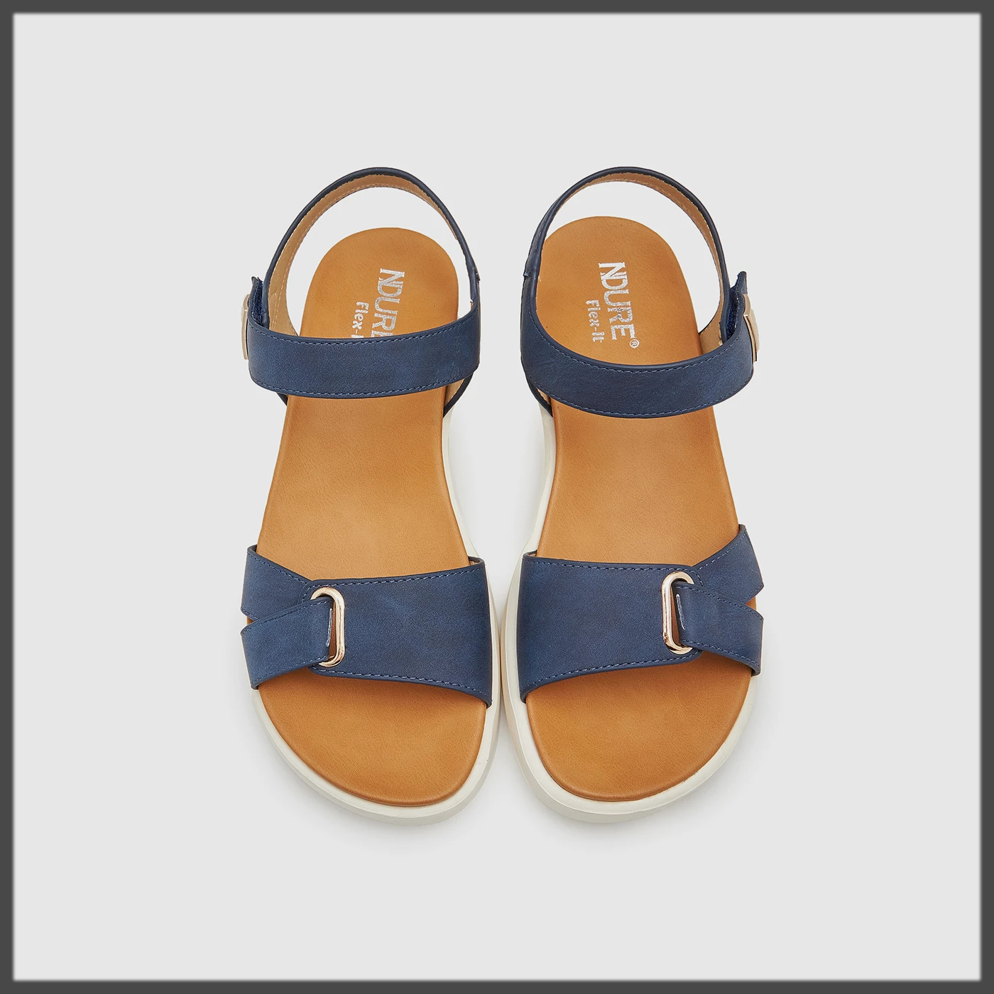 Buckled Sandals for Women