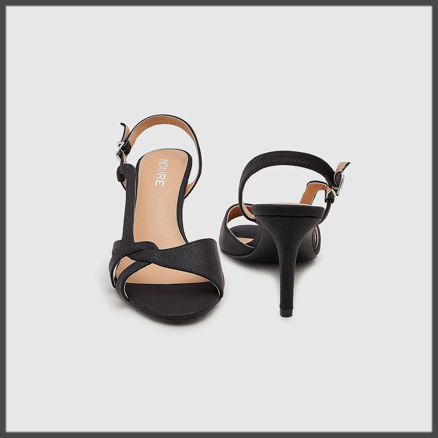 Cone Heel Summer Shoes Collection