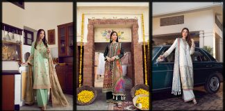 Fahad Hussayn Signature Lawn Eid Collection 2021 New Arrivals with Prices