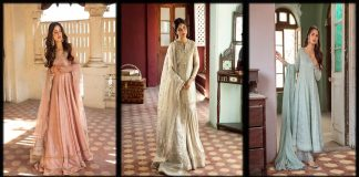 Faiza Saqlain Spring Festive Eid Collection 2021 with Prices [New Arrivals]
