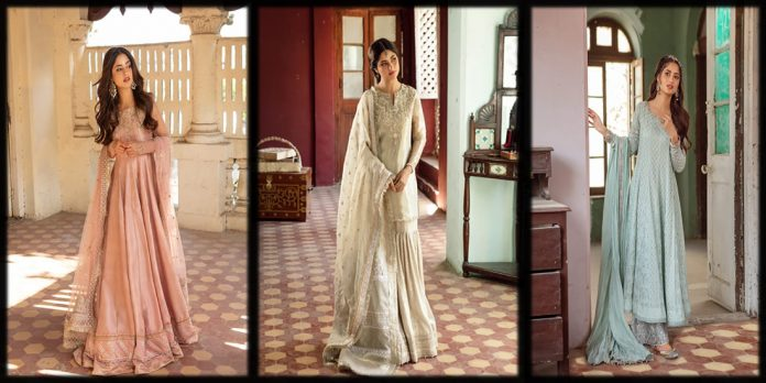 Faiza Saqlain Luxury Summer Collection