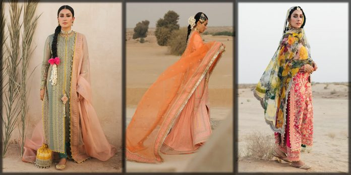 Hussain Rehar Luxury Lawn Collection