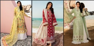 Noor by Saadia Asad Luxury Lawn Collection 2021 [Prices] - New Arrivals