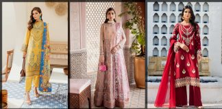 Afrozeh Summer Lawn Collection 2021 Pret & Unstitch Suits with Prices