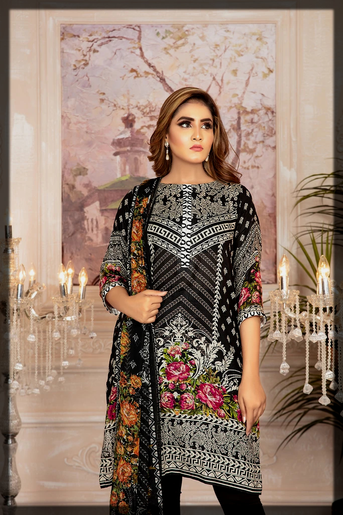 Latest and Beautiful Attraction By Kamal Summer Collection