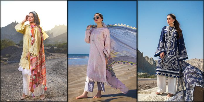 Latest and Beautiful erum khan Summer Collection for Women