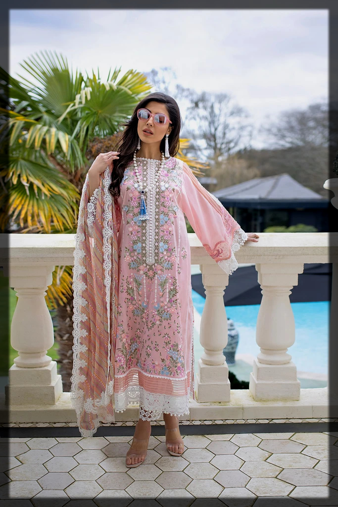 Lawn Articles from Sobia Nazir Summer Collection