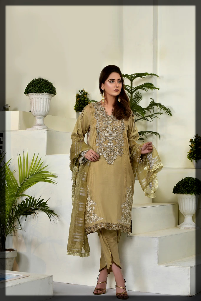 Luxury Digital Embroidery Collection for Women