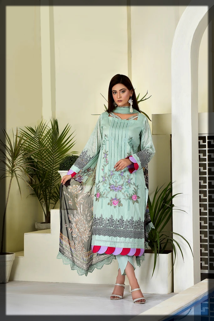 Luxury Digital Embroidery Collection