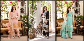Manara Luxury Summer Lawn Collection 2021 - New Arrivals [Prices]