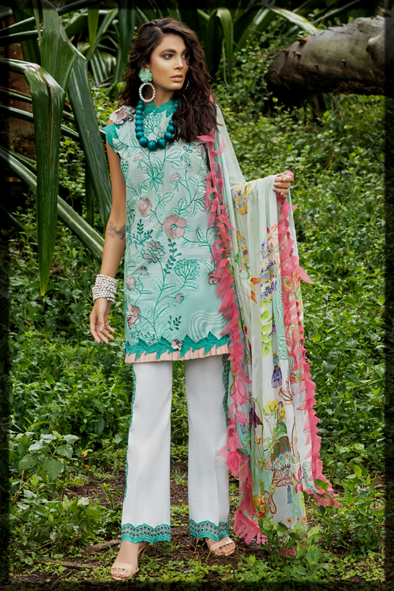 Mushq Luxury Lawn collection