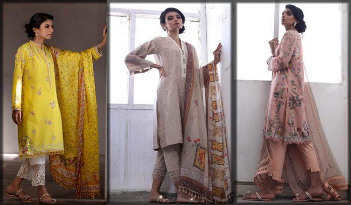 Nida Azwer Luxury Lawn Collection