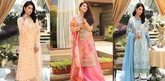 Latest Sable Vogue Luxury Lawn 2021 Unstitched Collection with Prices