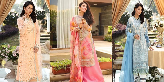 Sable Vogue Luxury Lawn Collection