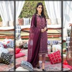 Salitex Luxury Embroidered Lawn 2021 Latest Summer Collection [Prices]