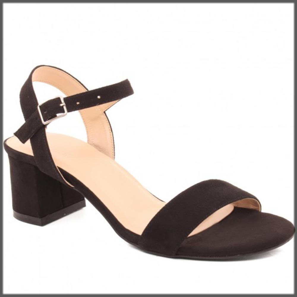 Sandara Block Heel Stylish Sandals