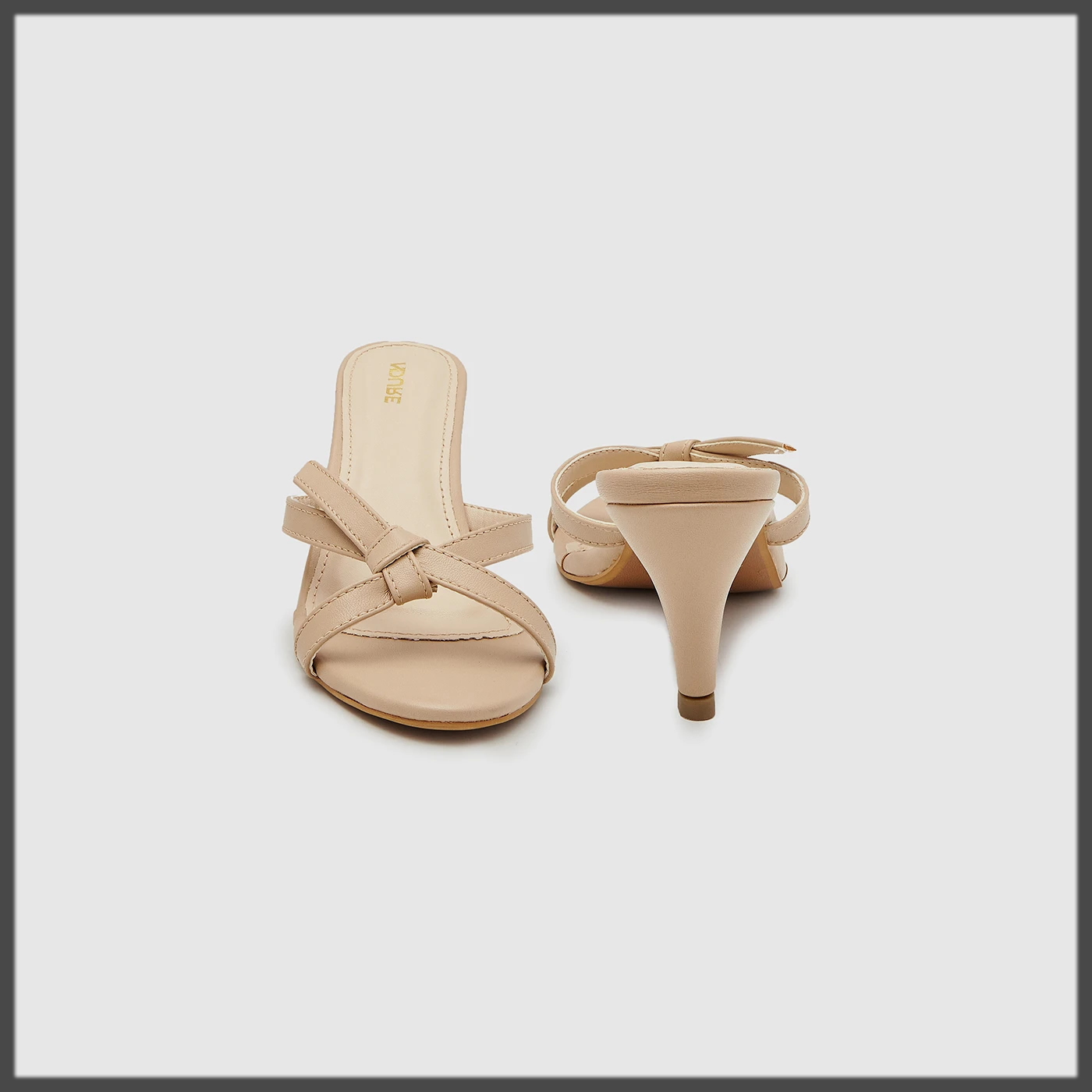 Stunner Pointed Toe Heel Shoes