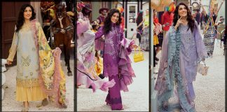 Latest Mushq Luxury Lawn Spring Summer Collection 2021 [Prices]