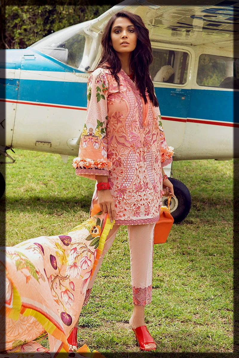 classy summer outfit by mushq for girls