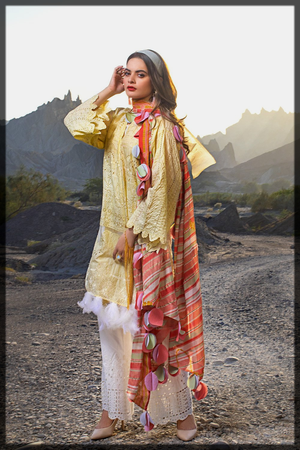 erum khan luxury lawn collection