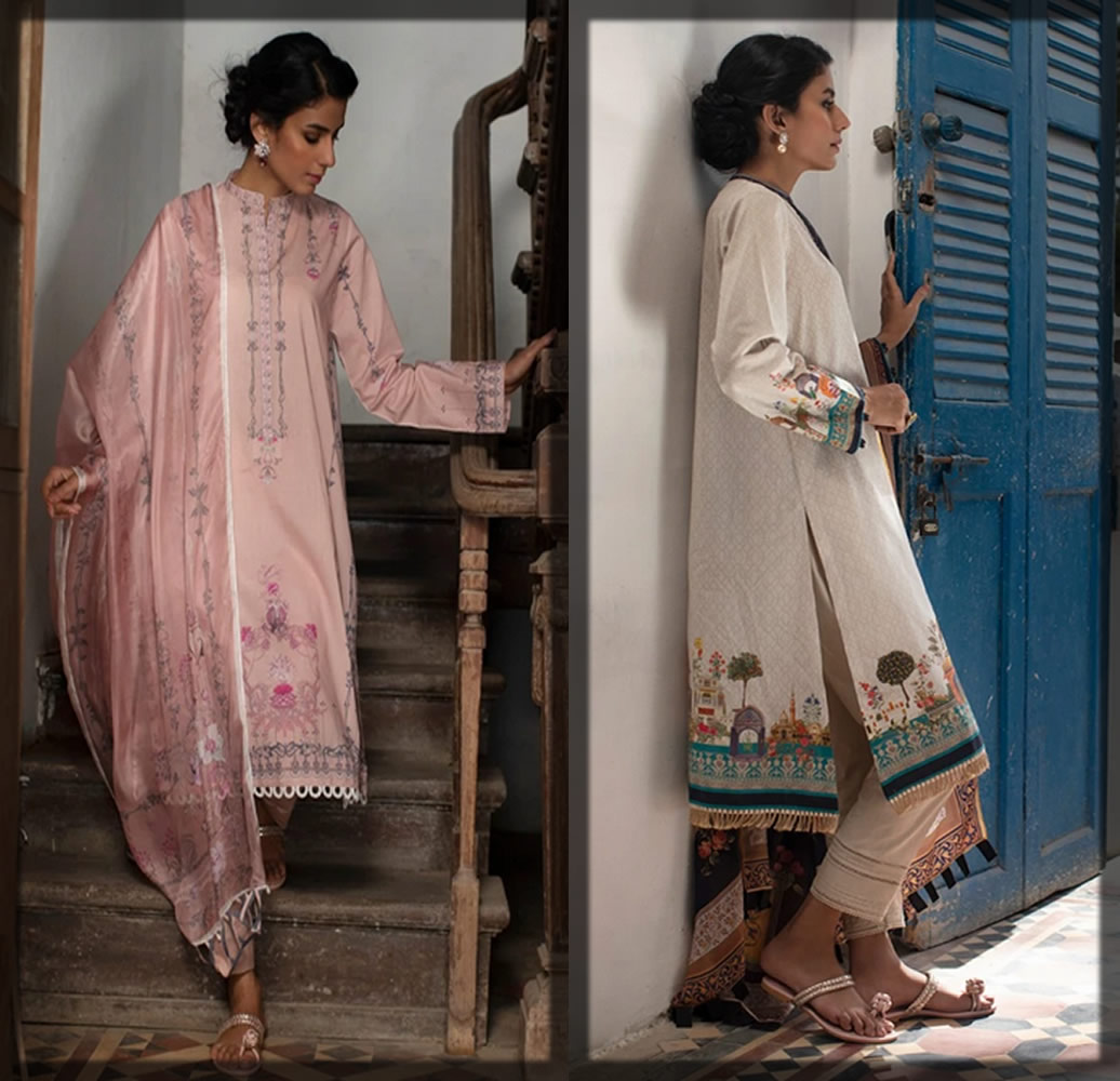exquisite embroidered summer outfits