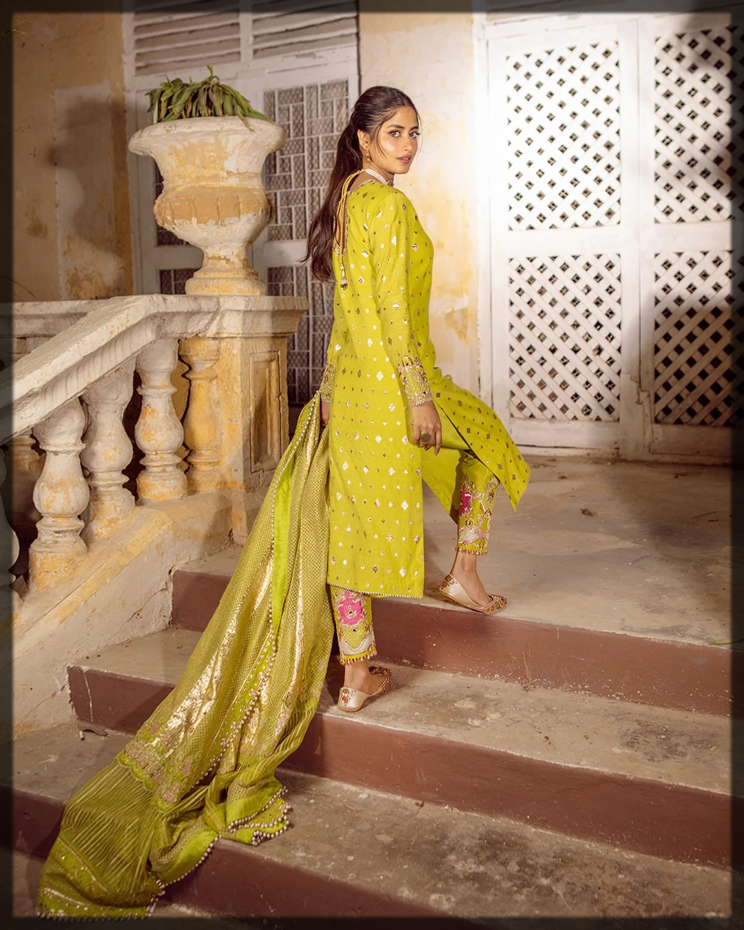 Faiza Saqlain Luxury Summer