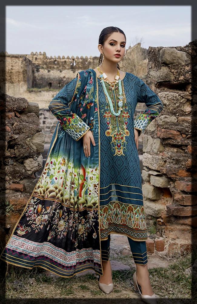 impressive Al zohaib Textiles Summer Collection