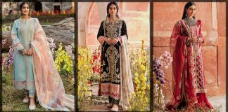 Qalamkar Luxury Lawn Collection 2021 Summer New Arrivals with Prices