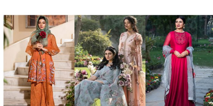 nilofer shahid luxury spring collection